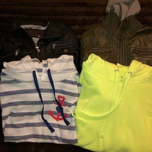 Other - Jacket and Sweatshirts Lot size L